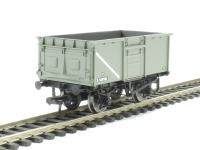 Bachmann Branchline 37-378 16 ton pressed end door steel mineral wagon in BR grey