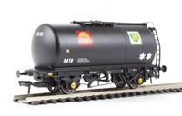 Bachmann Branchline 37-582C 45 ton TTA tank in Shell black livery