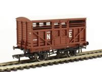 Bachmann Branchline 37-706 12 ton LMS cattle wagon in NE bauxite