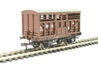 Bachmann Branchline 37-708A 12 Ton LMS Cattle Wagon LMS Brown