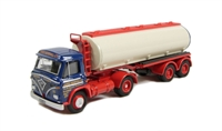 EFE 37001 Foden S24 Oval Artic Tank wagon in James Hemphill Ltd