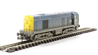 Graham Farish 371-032 Class 20 diesel 20063 in BR blue with indicator discs - weathered