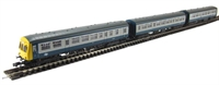 Graham Farish 371-511 Class 101 3-car DMU in BR blue & grey