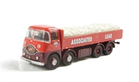 EFE 37101 ERF KV 4 Axle Dropside 'Asscociated Lead'.