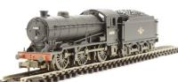 Graham Farish 372-403 Class J39 0-6-0 64841 in BR black with late crest & stepped tender - weathered