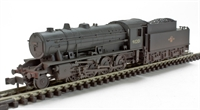 Graham Farish 372-427 Class WD Austerity 2-8-0 90201 in BR black with late crest - weathered