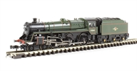 Graham Farish 372-725^ Standard Class 5MT 4-6-0 73068 in BR lined green with late crest & BR1C tender