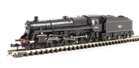 Graham Farish 372-726^ Standard Class 5MT 4-6-0 73158 in BR lined black with late crest BR1B tender