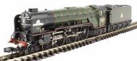 "Graham Farish 372-800A Class A1 4-6-2 60163 ""Tornado"" BR lined Brunswick green"