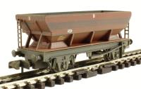 Graham Farish 373-509 46 Tonne glw HEA Hopper Wagon BR Bauxite - Weathered
