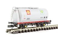Graham Farish 373-777C TTA 45 tonne tank wagon in 'Shell BP'