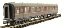 Graham Farish 374-012C Mk1 SO Second Open Maroon Weathered