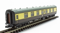 Graham Farish 374-163 Mk1 FK first corridor in chocolate & cream