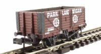 "Graham Farish 377-085 7 Plank End Door Wagon ""Park Lane Wigan"""