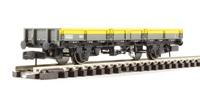 Graham Farish 377-730A ZAA Wagon BR Departmental Yellow & Grey (Dutch)