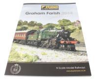 Graham Farish 379-014 Graham Farish 2014 25th Anniversary Catalogue