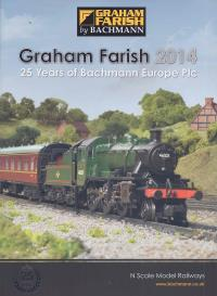 Graham Farish 379-014 Graham Farish 2014 25th Anniversary Catalogue