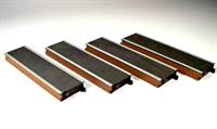 Graham Farish 379-200 4 x Platform sections (red brick)