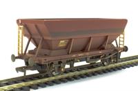 Bachmann Branchline 38-005C 46 Tonne HSA hopper wagon in BR bauxite - weathered