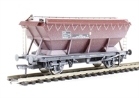 Bachmann Branchline 38-020A 46 Tonne glw CEA covered hopper wagon in EWS livery - weathered