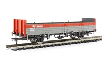 Bachmann Branchline 38-041B 31 Tonne OBA open wagon in Railfreight livery