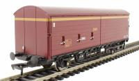Bachmann Branchline 38-125A 35 Ton VBA box van with sliding door in EWS livery