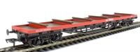 Bachmann Branchline 38-151B^ 80 Tonne glw BDA bogie bolster wagon in Railfreight livery