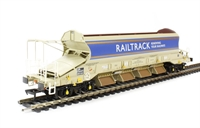 Bachmann Branchline 38-212A JJA auto ballaster in Railtrack livery with curved top profile (4 per rake with each Generator wagon)