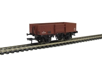 Bachmann Branchline 38-325^ 13 Ton high sided steel open wagon with chain pockets in BR bauxite (early)