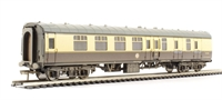 Bachmann Branchline 39-079C BR Mk1 BSK Brake Second Corridor (WR) Chocolate & Cream - weathered
