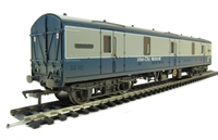 Bachmann Branchline 39-274A BR Mk1 GUV InterCity Motorail Blue & Grey - Weathered