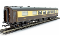 Bachmann Branchline 39-300C BR Mk1 SK Pullman Second Kitchen in Umber & Cream 'Car 335' (With Lighting)