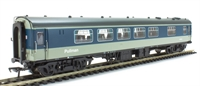 Bachmann Branchline 39-301A BR Mk1 SK Pullman Second Kitchen Grey & Blue (With Lighting)