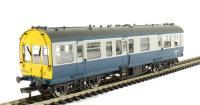 Bachmann Branchline 39-777 LMS 50ft Inspection Saloon BR blue & grey