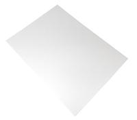 "Javis Scenics 40W White Plasticard - A4 Sheet 40/1000"""