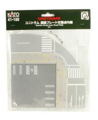 Kato 41-100 UniTram Quarter Circle Inner Road Plate