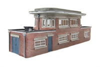 Graham Farish 42-064 Art Deco Signal Box (118 x 40 x 42mm)