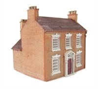 Graham Farish 42-077 Georgian Townhouse (61 x 51 x 59mm)