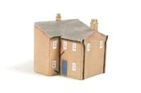 Graham Farish 42-200 Rear of Terraced House