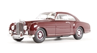 Oxford Diecast 43BCF005 Bentley S1 Continental Fastback maroon