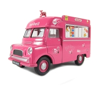 Oxford Diecast 43CA027 Bedford CA Ice Cream Tonibell (with cow)