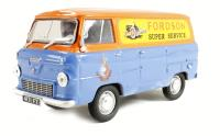 Oxford Diecast 43FDE011 Ford 400E Van Fordson Tractors