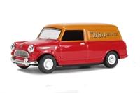 Oxford Diecast 43MV033 Mini Van BSA