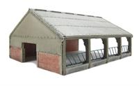 Bachmann Branchline 44-108 Modern Farm Barn (197 x 107 x 100mm)
