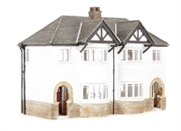 Bachmann Branchline 44-134 1930's Semi Detached Houses (140 x70 x 110mm)