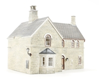 Bachmann Branchline 44-142 Highley Station House (148 x 110 x 130mm)