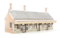 Bachmann Branchline 44-144 Highley Station Booking Hall (215 x 80 x 105mm)
