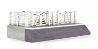 Bachmann Branchline 44-145 Highley Station Cattle Dock (106 x 44 x 40mm)