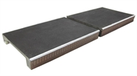 Bachmann Branchline 44-153 2 straight platforms - Great Central style (122 x 165 x 20mm)