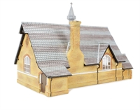 Bachmann Branchline 44-161 Pendon Snell's Hall (200 x 100 x 130mm)